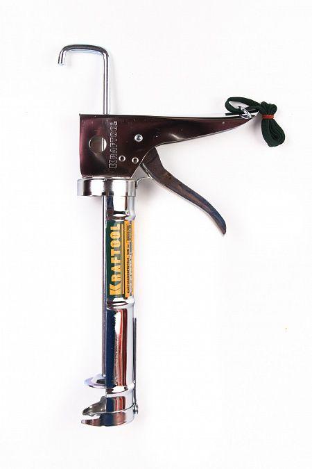 Пистолет для герметика полуоткрытый (320 мл) KRAFTOOL / Крафтул