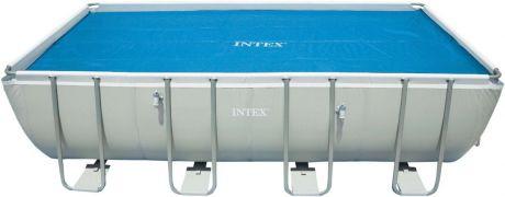 """Intex 29027, обогревающий тент-покрывало """"SOLAR COVER"""" для бассейна, 732x366см"""