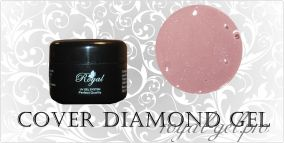 COVER NATURALE  DIAMOND  ROYAL GEL 15 мл