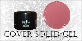 COVER SOLID  ROYAL GEL 500 гр