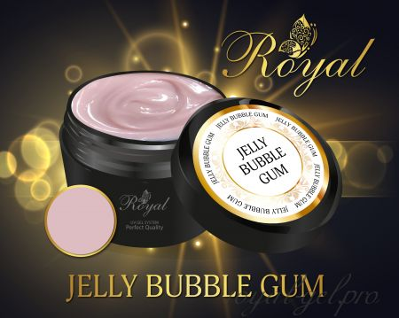 BUBBLE GUM CLASSIC JELLY ROYAL GEL 15 мл