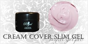 CREAM COVER SLIM  ROYAL GEL 15 мл