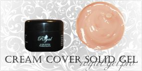 CREAM COVER SOLID ROYAL GEL 15 мл
