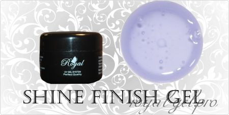 SHINE FINISH ROYAL GEL 15 мл