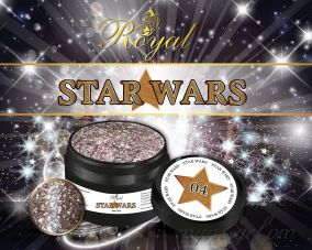 SW04 STAR WARS ROYAL гель краска  5 мл.