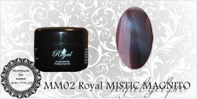 MM02 Royal MISTIC MAGNITO гель краска 5 мл.