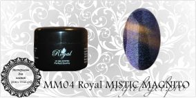 MM04 Royal MISTIC MAGNITO гель краска 5 мл.