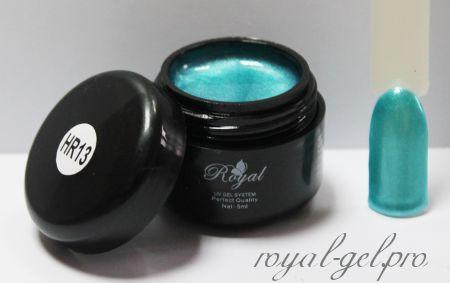 HR13 Royal HROMATIC гель цветной 5 мл.