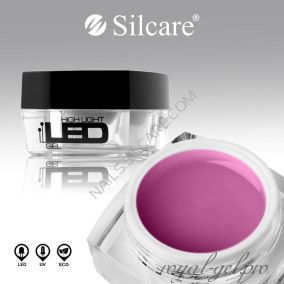 Gel High Light LED Pink Silcare 4 гр