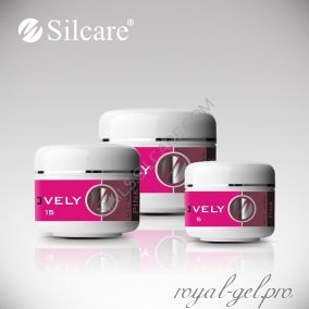 Gel Lovely Pink Silcare 15 гр