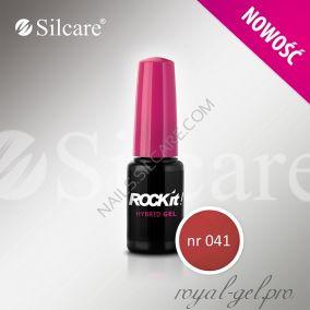Гель лак Silcare Rock`IT 8 гр color 41