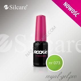 Гель лак Silcare Rock`IT 8 гр color 73