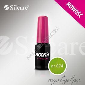 Гель лак Silcare Rock`IT 8 гр color 74