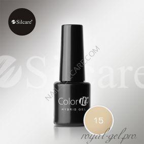 Гель лак Silcare Hybryd Color`IT 8 гр №015