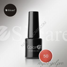 Гель лак Silcare Hybryd Color`IT 8 гр №050