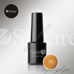 Гель лак Silcare Hybryd Color`IT 8 гр №070