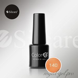 Гель лак Silcare Hybryd Color`IT 8 гр №140