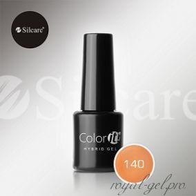 Гель лак Silcare Hybryd Color`IT 8 гр №140