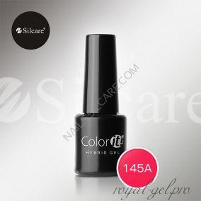 Гель лак Silcare Hybryd Color`IT 8 гр №145А