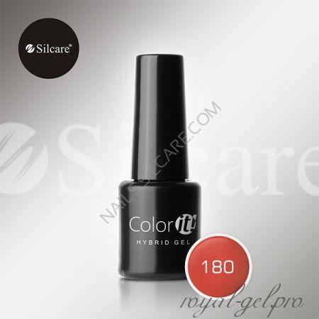 Гель лак Silcare Hybryd Color`IT 8 гр №180