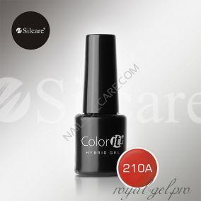 Гель лак Silcare Hybryd Color`IT 8 гр №210А