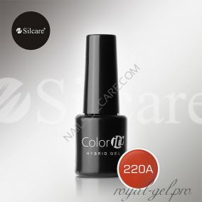 Гель лак Silcare Hybryd Color`IT 8 гр №220А