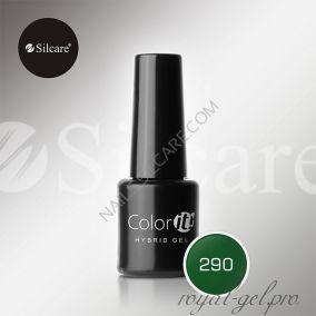 Гель лак Silcare Hybryd Color`IT 8 гр №290
