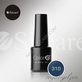 Гель лак Silcare Hybryd Color`IT 8 гр №310
