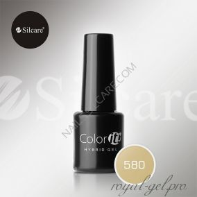 Гель лак Silcare Hybryd Color`IT 8 гр №580