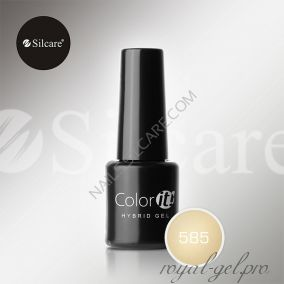 Гель лак Silcare Hybryd Color`IT 8 гр №585