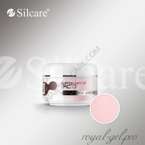 Акриловая пудра Sequent ECO Pro Pink Silcare 36 гр