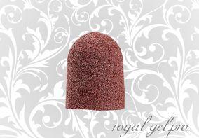 Колпачок песочный шлифовальный 13 мм (Супер грубая 320 грид)
