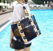 Пляжная сумка на плечо