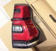 Задняя оптика диодная (Тип 10) для Toyota Land Cruiser Prado 150