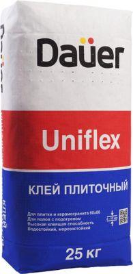 Клей DAUER UNIFLEX/УНИФЛЕКС 25 кг.