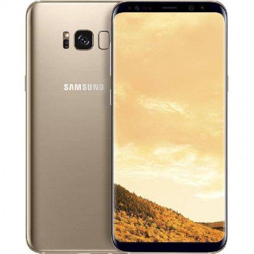 Samsung Galaxy S8+ 64Gb SM-G955FD (Maple Gold) Желтый топаз