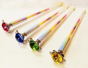 Ручка капилярная Цветок-бриллиант