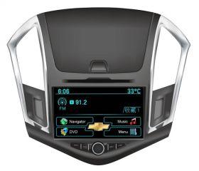 Штатная магнитола Chevrolet Cruze 2013+