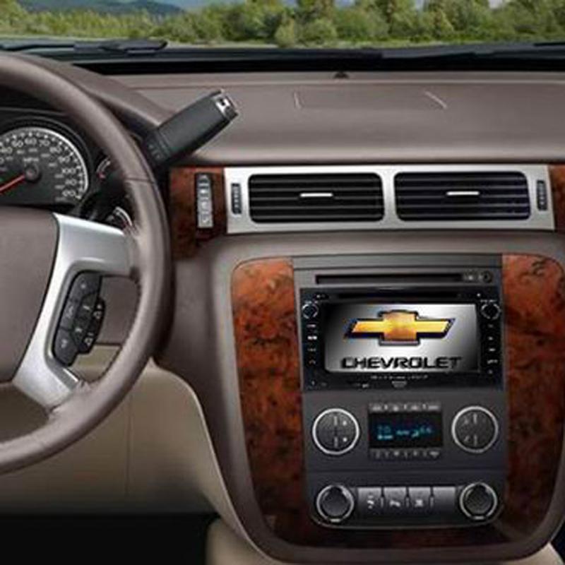 Штатная магнитола Chevrolet Tahoe 2012+