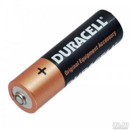 Батарейка DURACELL АА (пальчиковая)