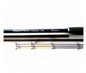 Фидерное удилище Mottomo Black Force Feeder 3,60м / 120 - 180гр