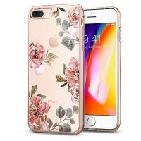 Чехол Spigen Liquid Crystal Aquarelle для iPhone 8 Plus