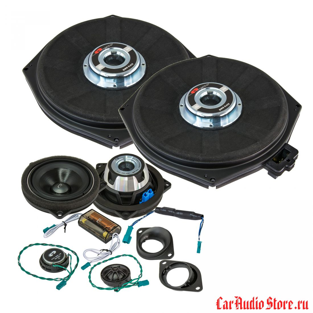 Base Kit CDT Audio 1
