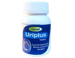 URIPLUS Yugveda ,30 таб*500мг мочекаменная болезнь