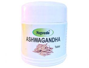 Ashwagandha Ext. 60кап*500мг Yugveda