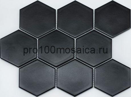 PS95110-16. Мозаика СОТЫ, серия PORCELAIN,  размер, мм: 256*295 (NS Mosaic)