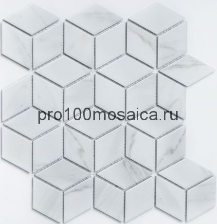PRR4848-33. Мозаика серия PORCELAIN,  размер, мм: 266*305*5 (NS Mosaic)