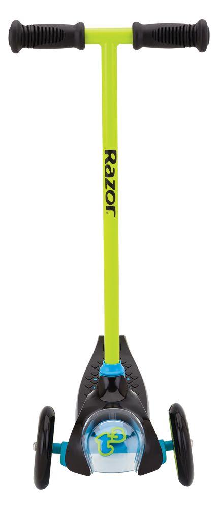 Самокат Razor T3 зелёный купить