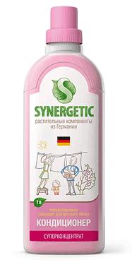 Кондиционер для стирки Synergetic (Синергетик) жасмин 1000 мл