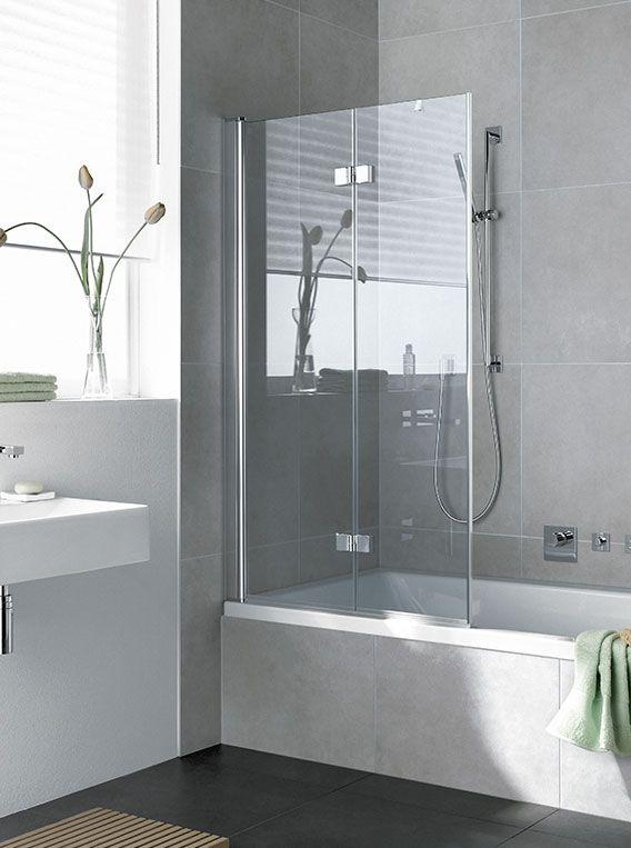 Шторка для ванной Kermi Diga DI 2PR/L ФОТО